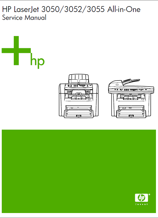 HP_LaserJet_3050_3052_3055_All-In-One_Service_Manual-1