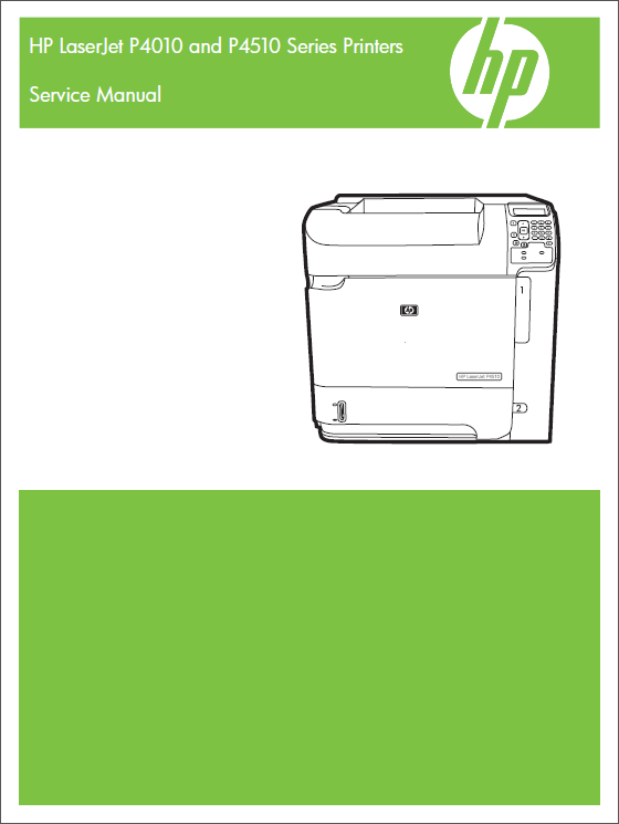 Hp laserjet p4015 service manual pdf