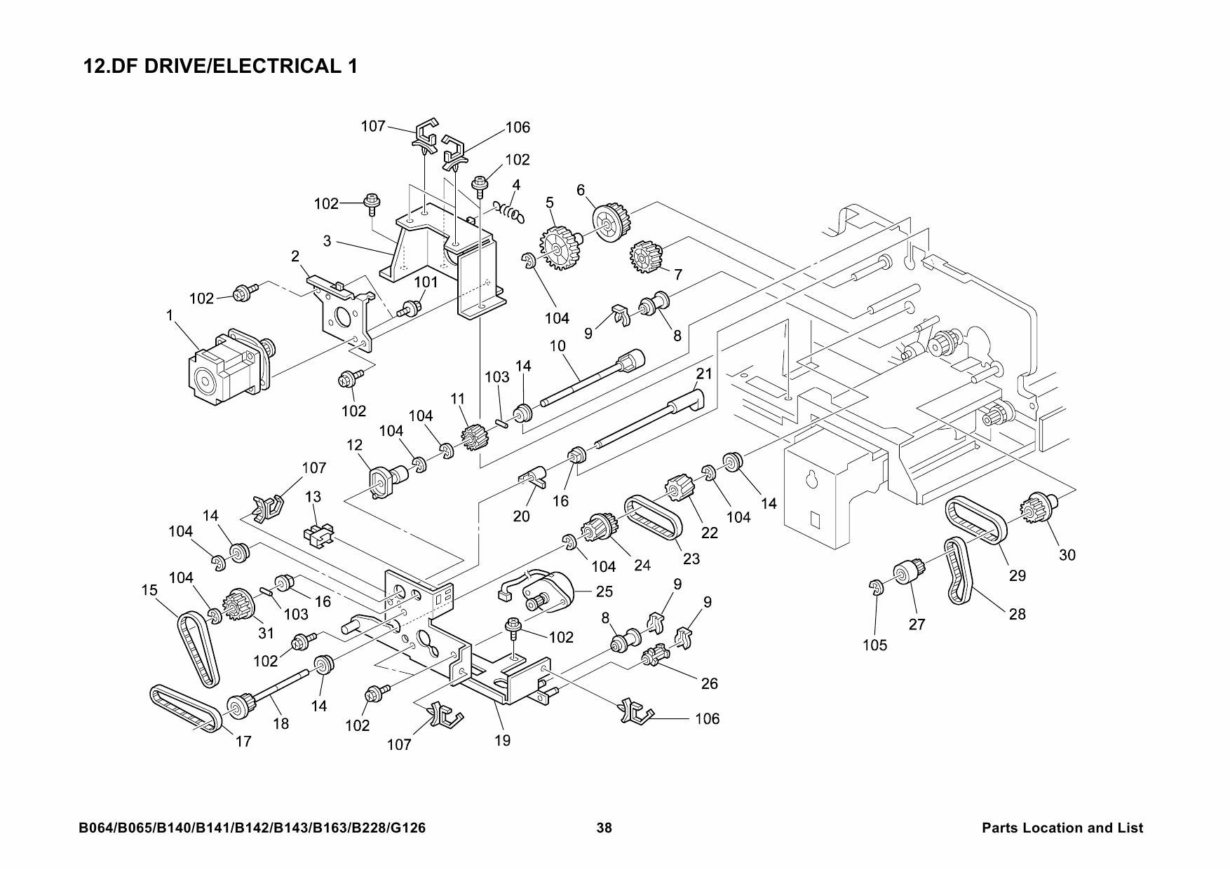 cadillac cts parts catalog