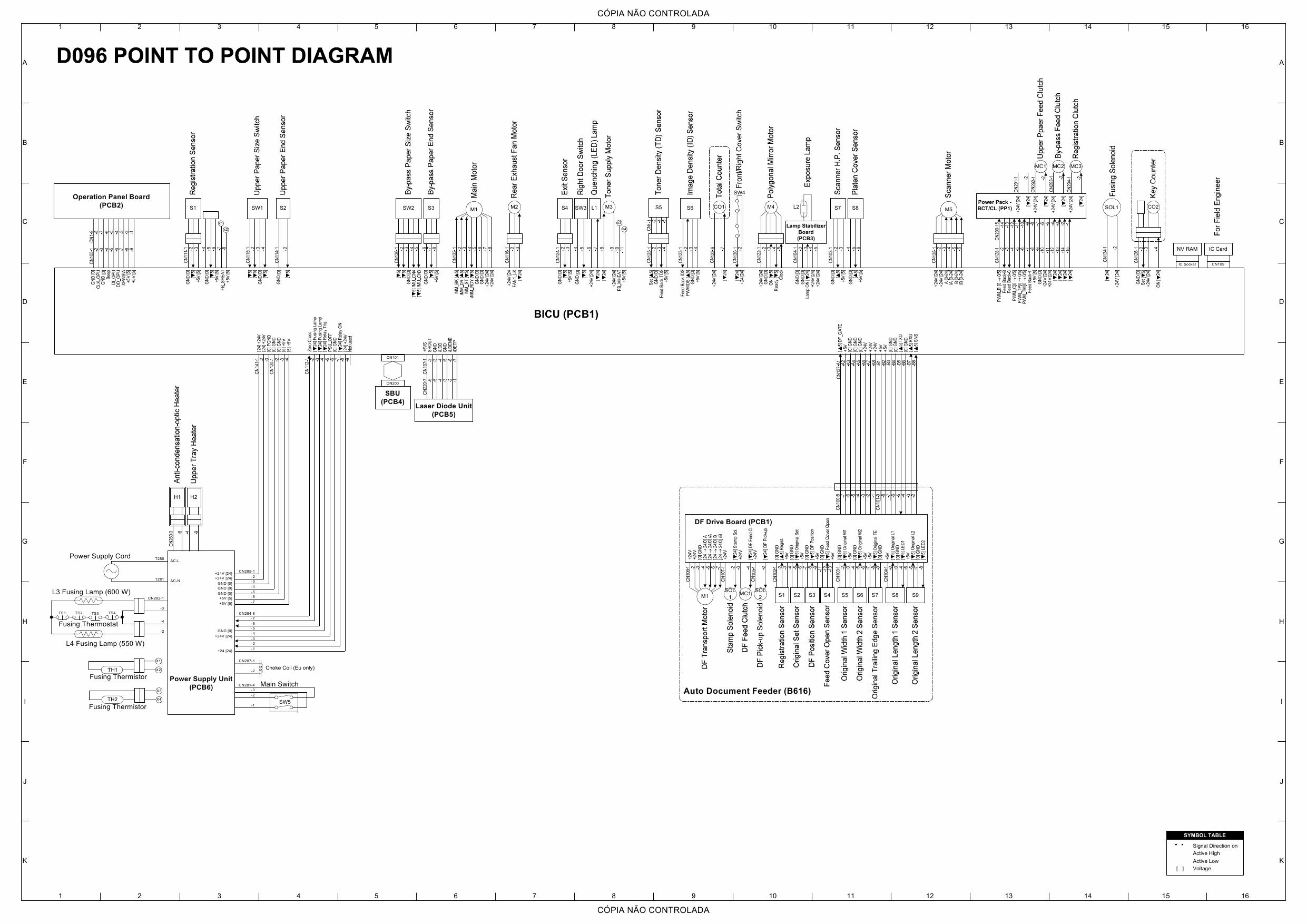 hp laptop adapter circuit diagram