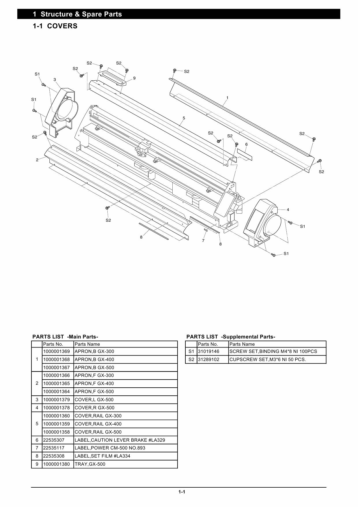lexus rx300 parts catalog
