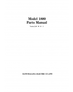 KIP 1880 Parts Manual
