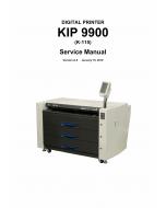 KIP 9900 K-115 Service Manual