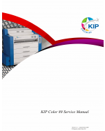 KIP Color 80 Service Manual
