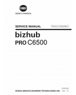 Konica-Minolta bizhub-PRO C6500 THEORY-OPERATION Service Manual
