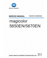 Konica-Minolta magicolor 5650EN 5670EN THEORY-OPERATION Service Manual