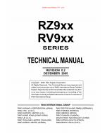 RISO RZ 990 997 970 977 970 977 RV9690 RV9698 TECHNICAL Service Manual