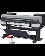 Canon ImagePROGRAF iPF8300 8300S 8000 Service Manual and Parts Catalog