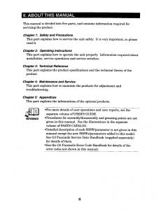 Canon FAX L900 Service Manual