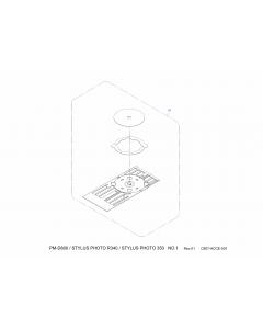 EPSON StylusPhoto R340 R350 Parts Manual