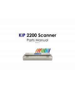 KIP 2200 Parts Manual
