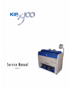 KIP 3100 Service Manual