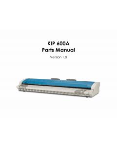 KIP 600A Parts Manual