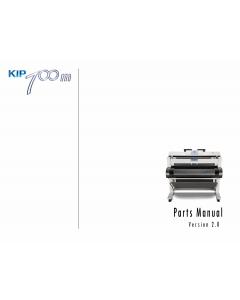KIP 700m Parts Manual