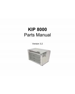KIP 8000 K-77 Parts Manual