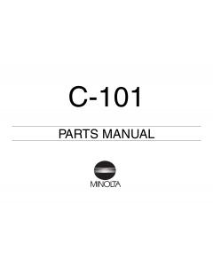 Konica-Minolta Options C-101 Parts Manual