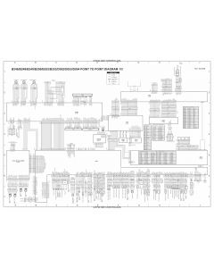 RICOH Aficio 1060 1075 2051 2060 2075 MP5500 MP6000 MP6500 MP7000 MP7500 MP8000 Circuit Diagram