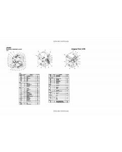 RICOH Aficio 200 250 A193 A224 Circuit Diagram