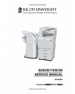 RICOH Aficio 3228C 3235 3245 B202 B178 B180 Service Manual