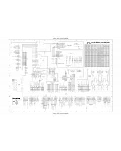 RICOH Aficio CL-7000 7000CMF G080 G367 Circuit Diagram