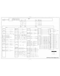 RICOH Aficio DX-3343 3443 C275 Circuit Diagram