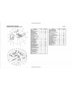RICOH Aficio FT-4022 5850 A161 A207 Circuit Diagram