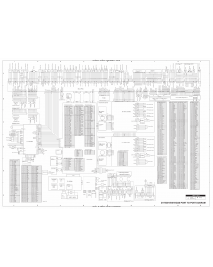 RICOH Aficio MP-2550B 2550SP 3350B 3350SP 2851SP 3351SP D017 D018 D019 D020 D084 D085 Circuit Diagram