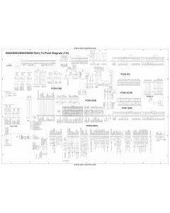 RICOH Aficio MP-6001 7001 8001 9001 D062 D063 D065 D066 Circuit Diagram