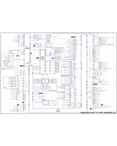 RICOH Aficio MP-C4501A 4501 5501 5501A D088 D089 Circuit Diagram
