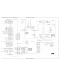 RICOH Aficio MP-C6000 C7500 Pro-C550EX C700EX D014 D015 D078 D079 Circuit Diagram