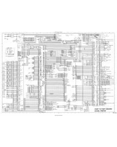 RICOH Aficio NC5006 A109 Circuit Diagram
