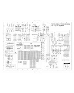 RICOH Aficio SP-4200N M001 Circuit Diagram
