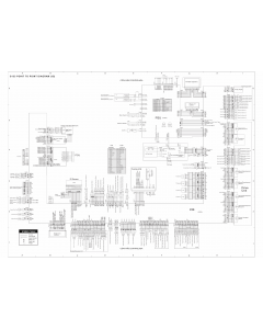 RICOH Aficio SP-C811DN G133 Circuit Diagram