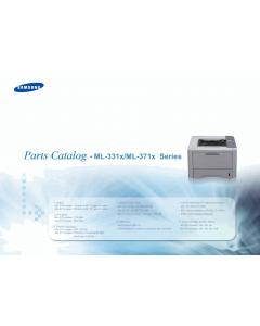Samsung Laser-Printer ML-331x 371x Parts Manual