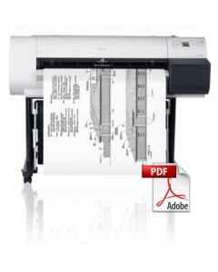 Canon iPF700 PARTS CATALOG