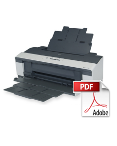 Epson Stylus Office T1110 B1100 T1100 1100 Service Manual