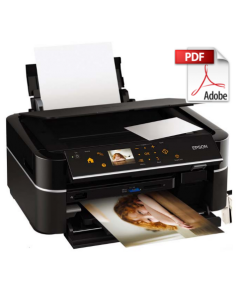 Epson Stylus Photo PX660 PX650 TX650 TX659 Artisan635 Service Manual