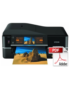 Epson Stylus Photo PX800FW TX800FW PX700F TX700FW Service Manual