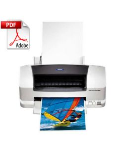 EPSON Stules Color 880 Service Manual