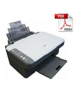 EPSON Stylus CX3700 CX3800 CX3805 CX3810 DX3800 DX3850 Service Manual