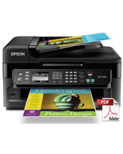 Epson WorkForce WF3010 3011 3012 3520 3521 3530 3531 3232 3540 3541 Service Manual