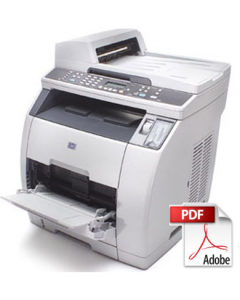 HP Color LaserJet 2820 2830 2840 Service Manual - Repair Printer