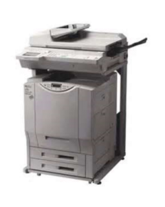 HP Color LaserJet 8550 MFP Service Manual - Repair Printer