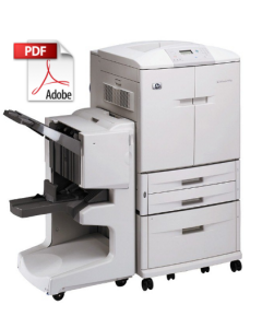 HP Color LaserJet 9500n Service Manual - Repair Printer