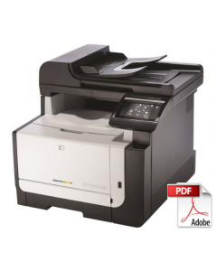 HP Color LaserJet CM1410 Service Manual - Repair Printer