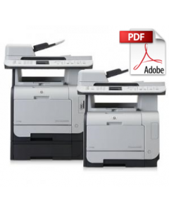 HP Color LaserJet CM2320 MFP Service Manual - Repair Printer
