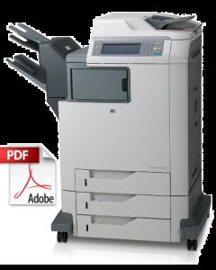 HP Color LaserJet CM4730 MFP Service Manual - Repair Printer