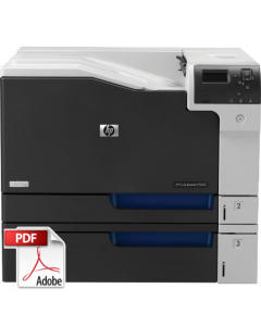HP Color LaserJet CP5520 CP5525 Service Manual - Repair Printer