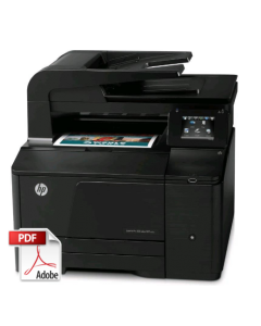 HP Color LaserJet M276 Service Repair Manual - Repair Printer