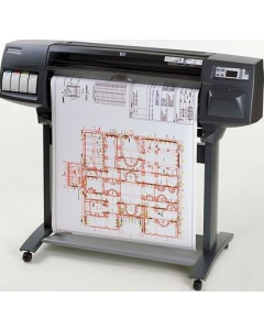 P Designjet 1000 Multi Roll Service Manual